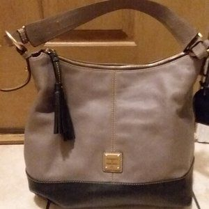 Dooney & Bourke Sophie Hobo Leather Bag